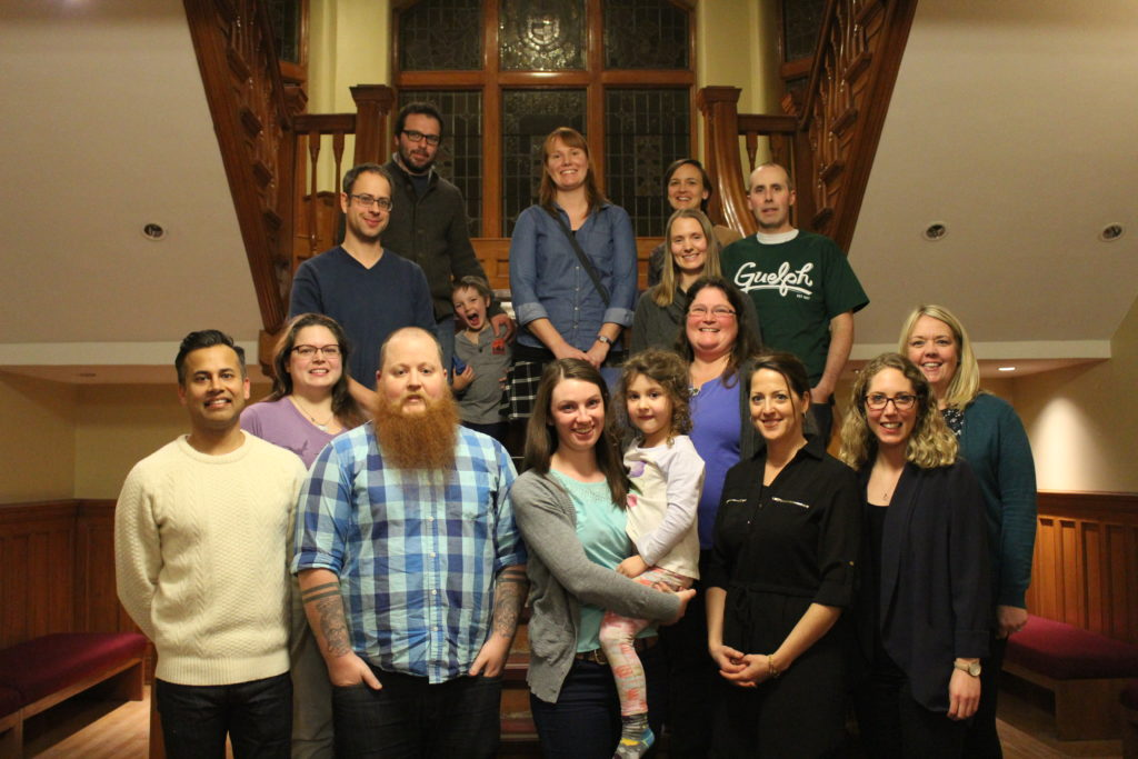 Guelph Family Health Study Family Council