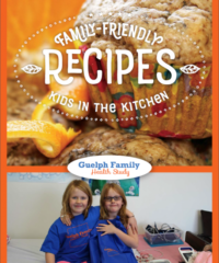 Cookbook kids in the kitchen